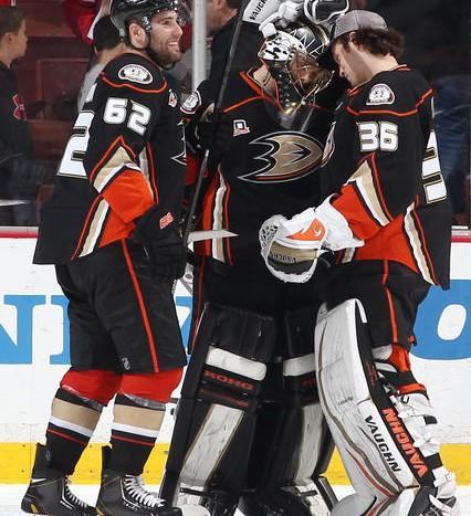 Ducks team 2 hockey