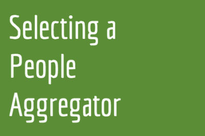 people aggregators