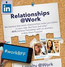 Relationships atwork