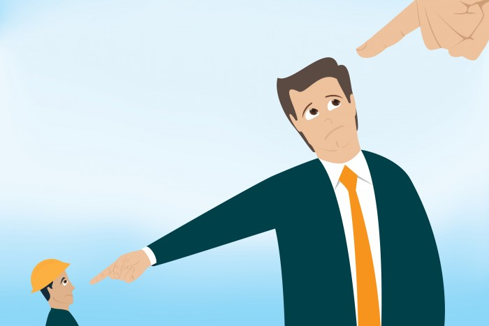 the work of a manager is There is a greater emphasis on participative management styles and people management skills top managers work with middle managers and middle managers work.