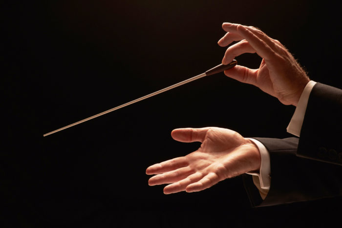 When It Comes to Managing, You're at Your Best When You're Leading the Orchestra