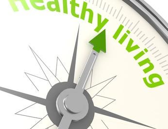 Healthy living  wellness health