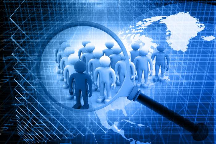 people search shutterstock
