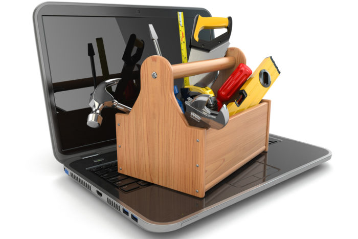 laptop tools