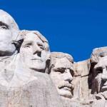 Leadership mount rushmore