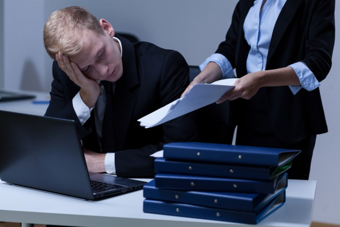 Overtime overwork