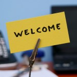 Onboarding welcome