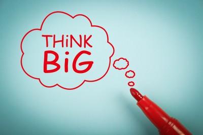 Think big idea