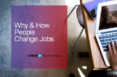 LI Job Change cover art