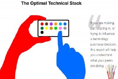 Tech Stack report art