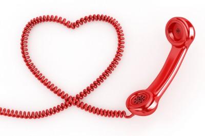 telephone love