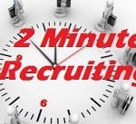 2 minute recruiting new