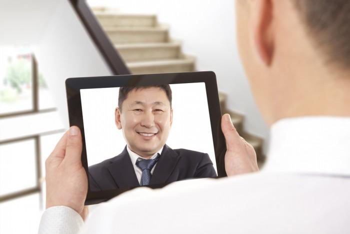 Video interview screening