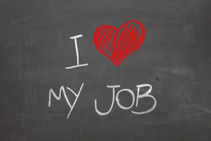How Much Do Our Employees REALLY Love Their Job?