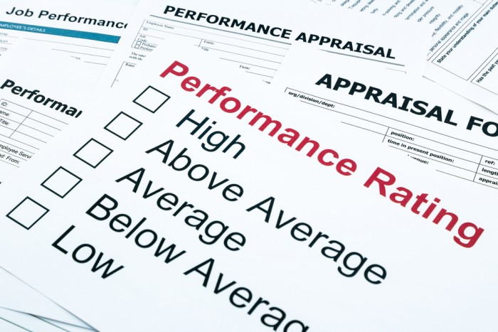 How To Help Get Your Performance Review Process Back On Track