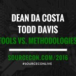#SourceCon Live: Tools vs Methodologies