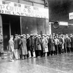 Unemployed historic