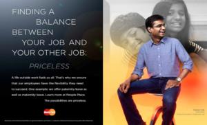 work life balance mastercard