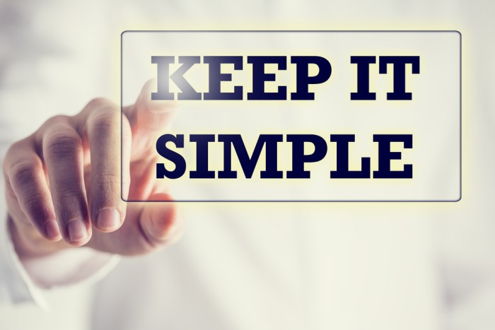 Want to Create a Culture of Simplicity? It's Not All That Simple