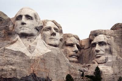 Leaders Mount Rushmore