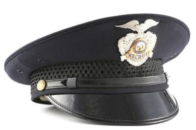police recruit