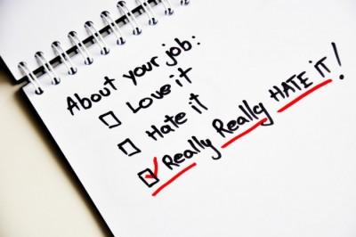 Hate job retention