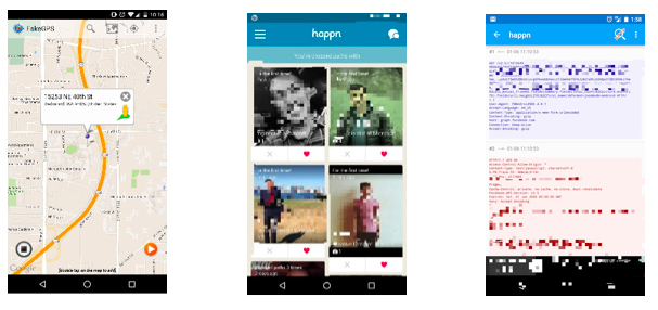 happn hack