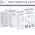 Fordyce Letter logo and covers