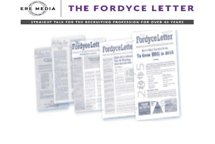 The Fordyce Letter to Cease Publication
