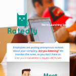 Startup Spotlight: Monitor Online Company Reviews With @Ratedly