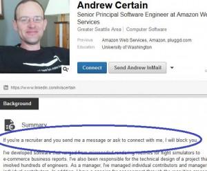 Andrew certain linkedin