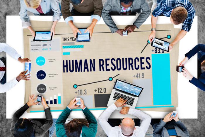 HR Technology concept art