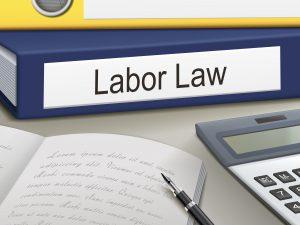 Labor law book