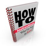How to guide cover book