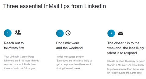 inmail tips
