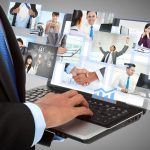 virtual worker training meeting