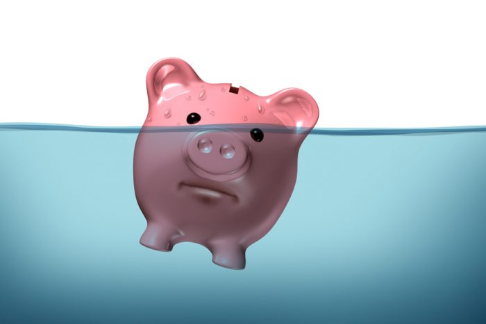 financial wellbeing stress