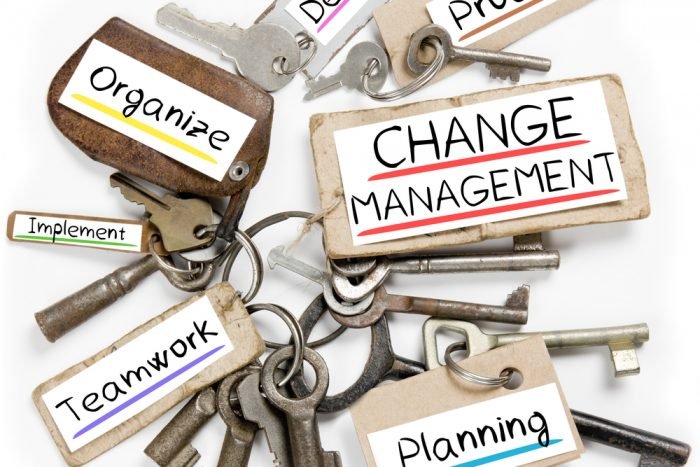 change management keys
