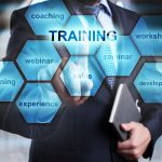 Virtual management training
