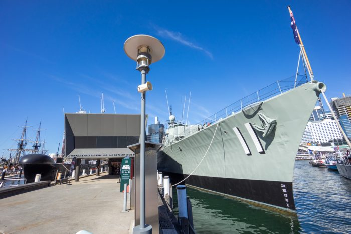 Aussie Navy Asking: 'What Will You Bring?'