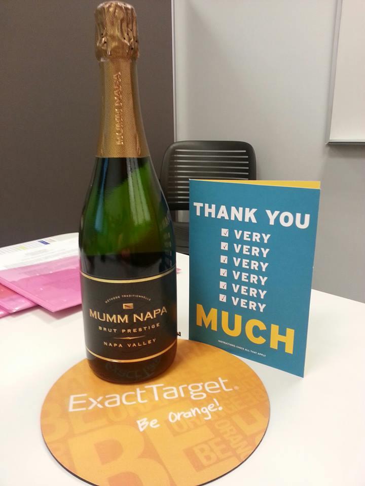 Employee Thank you