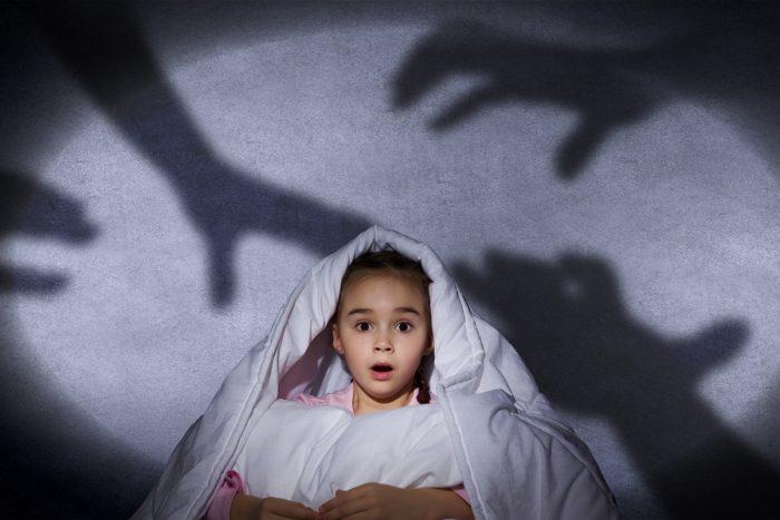 monster fear