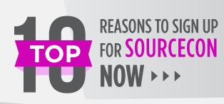 The Top 10 Reasons to Attend #SourceCon