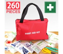 260 Piece First Aid Kit