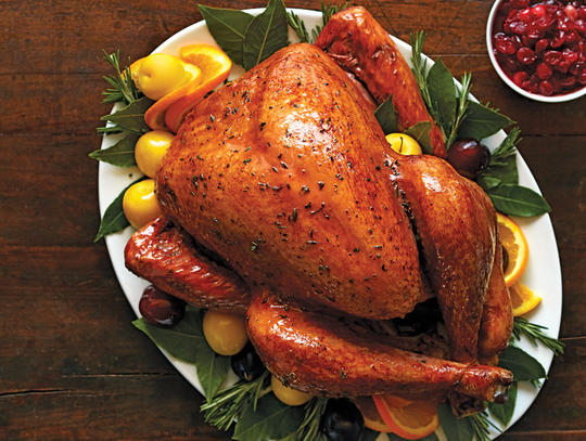 Heritage Turkey for Thanksgiving