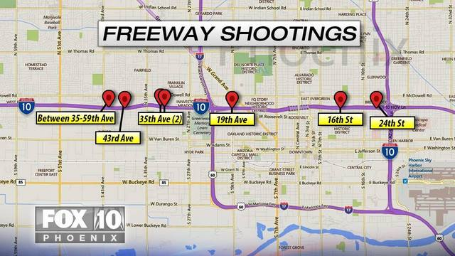 Firearms Expert Weighs In On I10 Shootings  Story  KSAZ