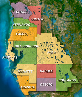 Florida Weather Forecast Map.Tampa Bay News Weather Forecast Radar And Sports From Wtvt Tv