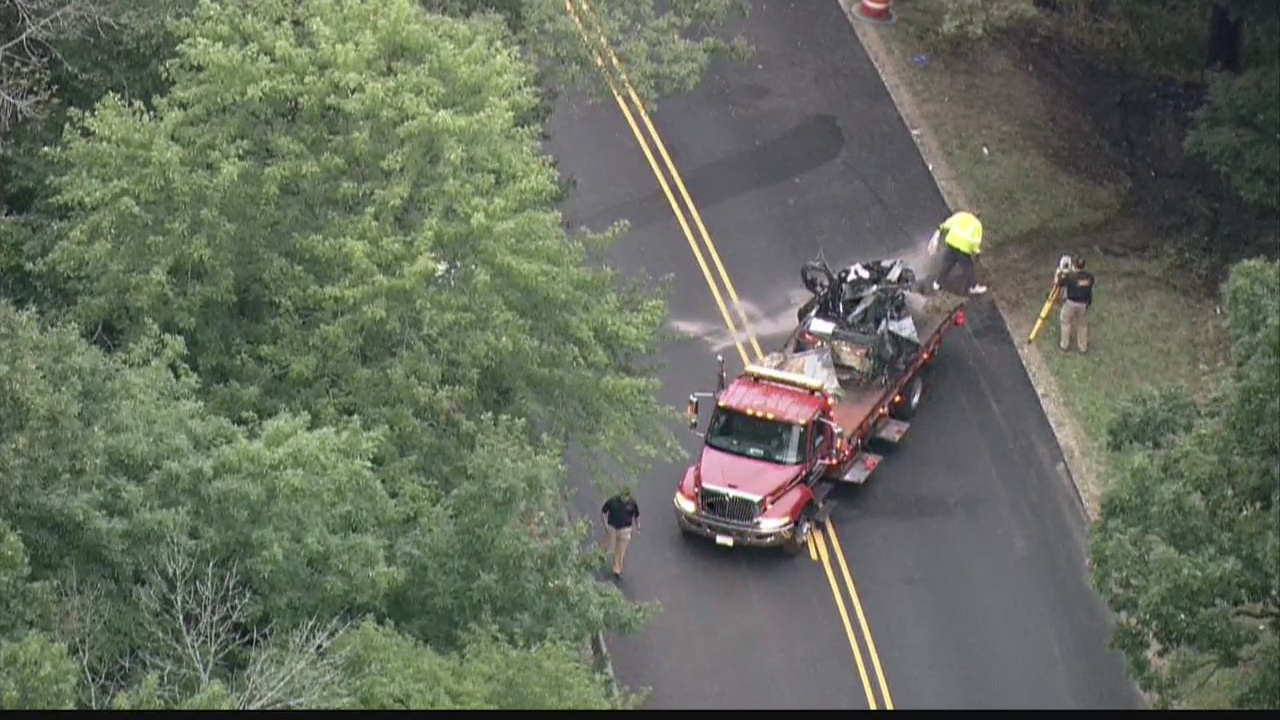 Officials three killed in ingleside crash story wfld