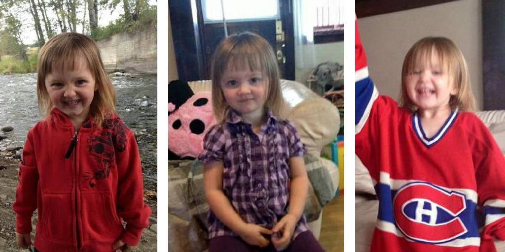 Hailey Dunbar-Blanchette's body found by Alberta police