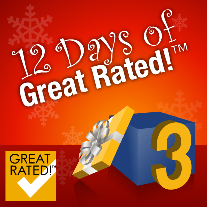 12 days of great rated